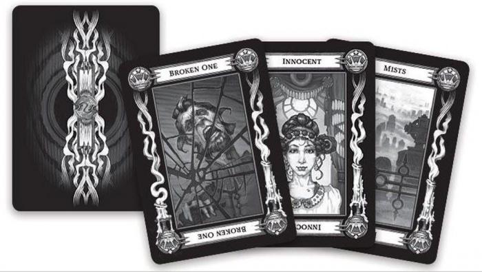 D&D Curse of Strahd: Tarokka Deck (54 Cards) - EN 2