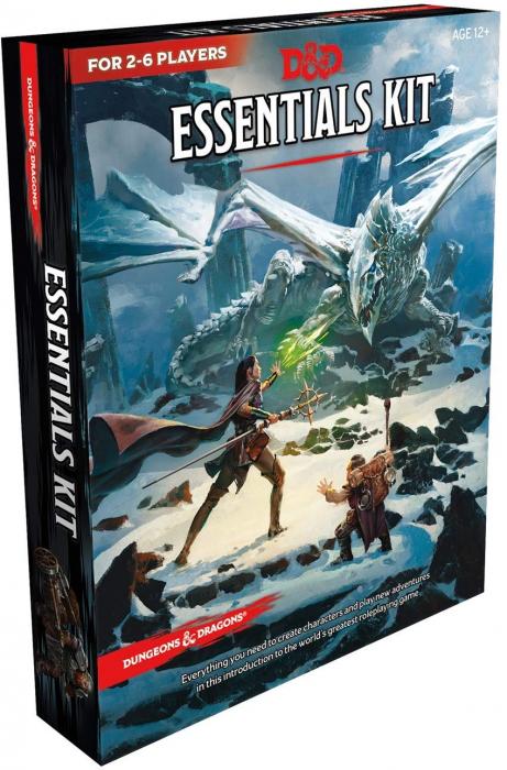 D&D Essentials Kit - EN [0]