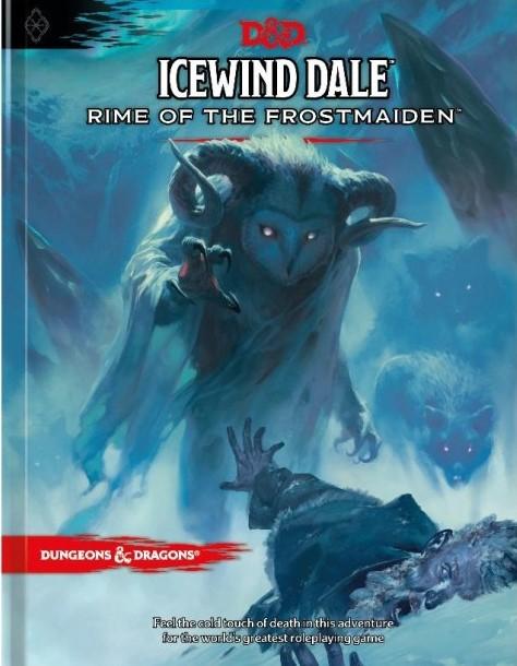 D&D Icewind Dale: Rime of the Frostmaiden - EN 0