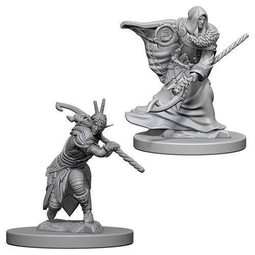 D&D Nolzur's Marvelous Miniatures - Elf Male Druid 0
