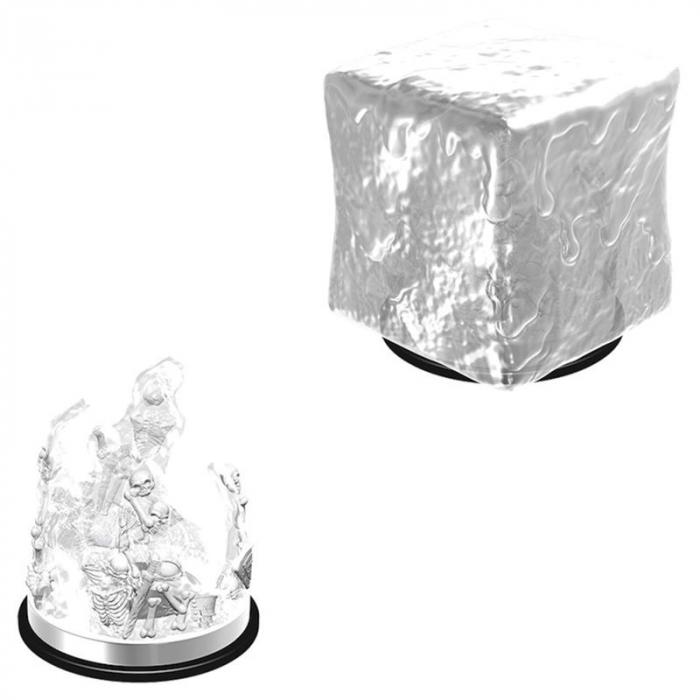 D&D Nolzur's Marvelous Miniatures: Gelatinous Cube 0