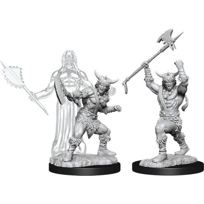 D&D Nolzur's Marvelous Miniatures - Male Human Barbarian [0]