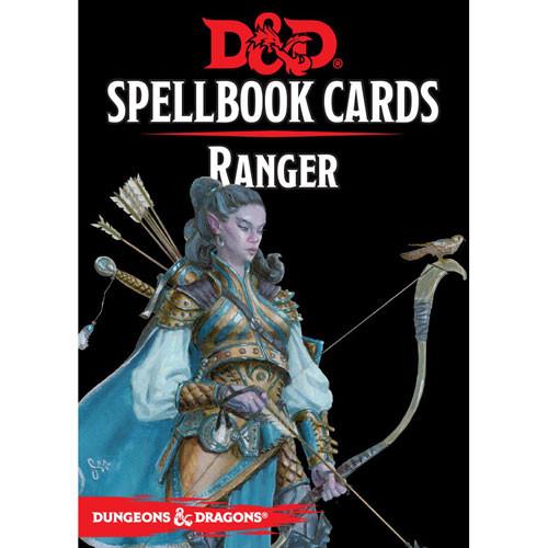 D&D Spellbook Cards - Ranger 0