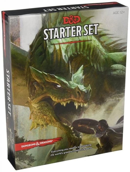 D&D Starter Set + Screen - Promo Pack 1