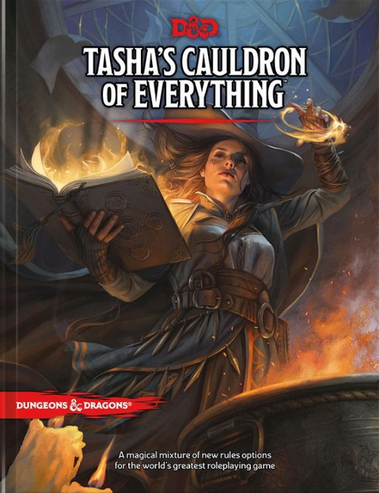 Tasha's Cauldron of Everything (D&D 5e Sourcebook) - EN [0]