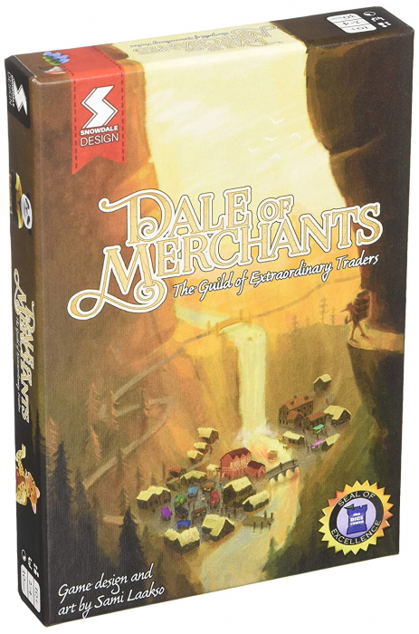Dale of Merchants - EN 0