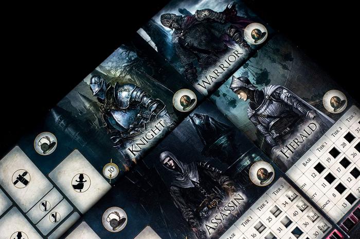 Dark Souls: The Board Game 6