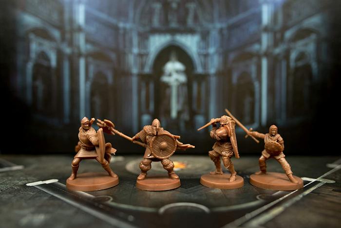 Dark Souls: The Board Game 4