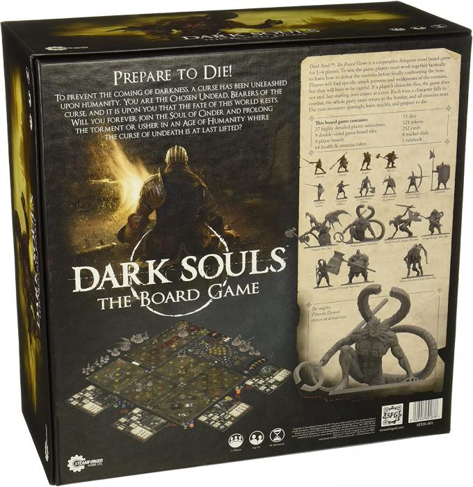 Dark Souls: The Board Game 1