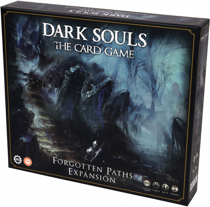 Dark Souls: The Card Game – Forgotten Paths (Extensie) 0