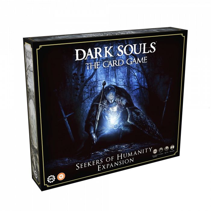 Dark Souls: The Card Game – Seekers of Humanity (Extensie) - EN 0