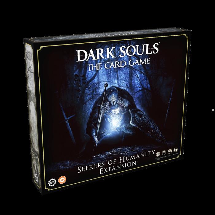 Dark Souls: The Card Game – Seekers of Humanity (Extensie) 0