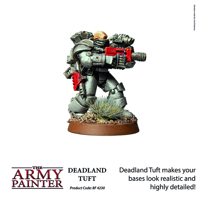 Deadland Tuft - The Army Painter 4
