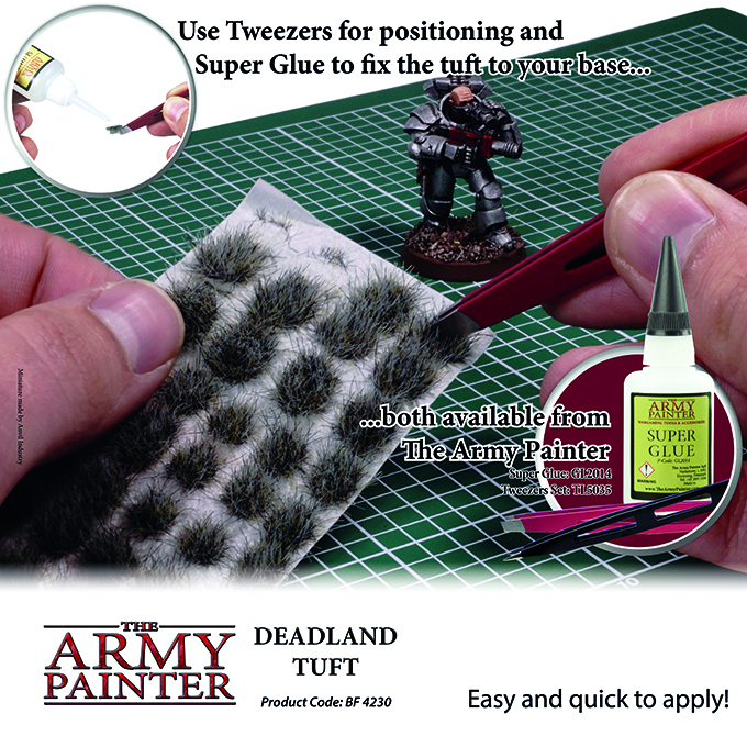 Deadland Tuft - The Army Painter 3