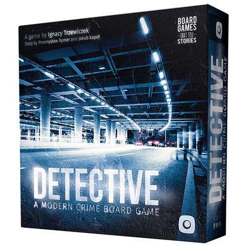 Detective: A Modern Crime Board Game 0