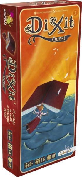 Dixit 2 - Quest (Extensie) - RO 0