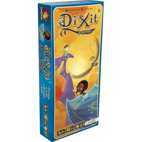Dixit 3 - Journey (Extensie) 0