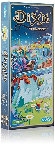 Dixit Odyssey & Dixit 9 - Promo Pack 2