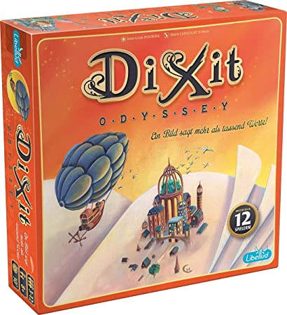 Dixit Odyssey & Dixit 9 - Promo Pack 1