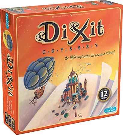 Dixit - Odyssey 0