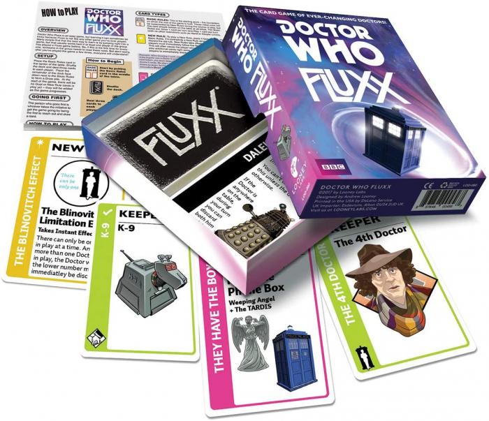 Doctor Who Fluxx - EN 1