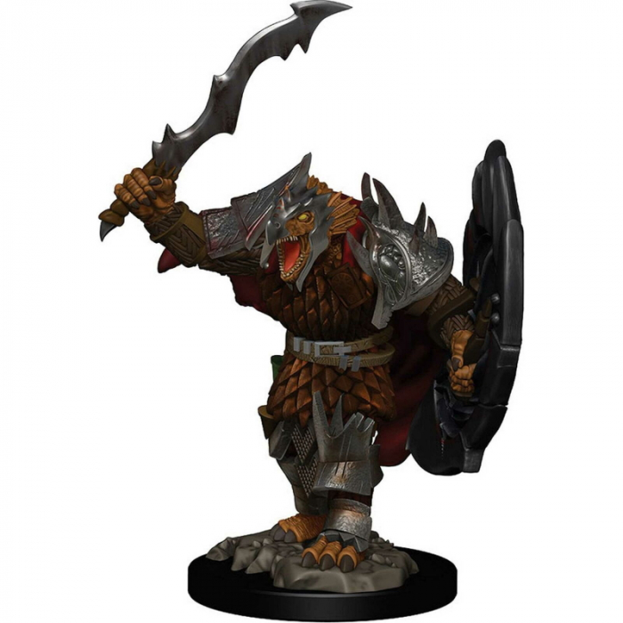 Dragonborn Male Fighter D&D Icons of the Realms Premium Figures [0]