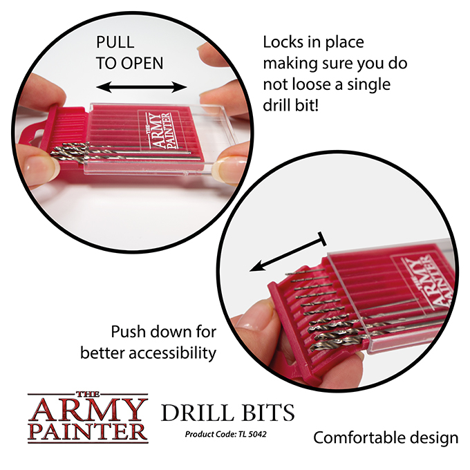 Drill Bits - The Army Painter 4