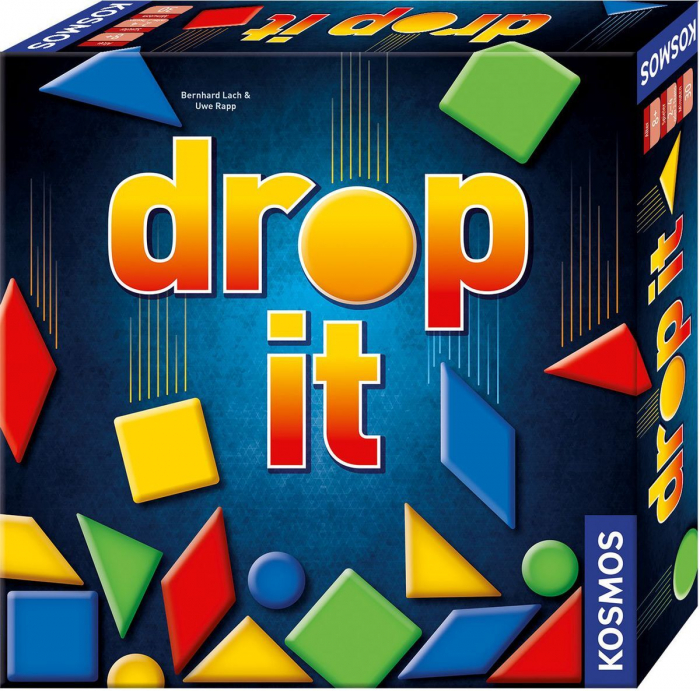 Drop It jocuri de societate 0
