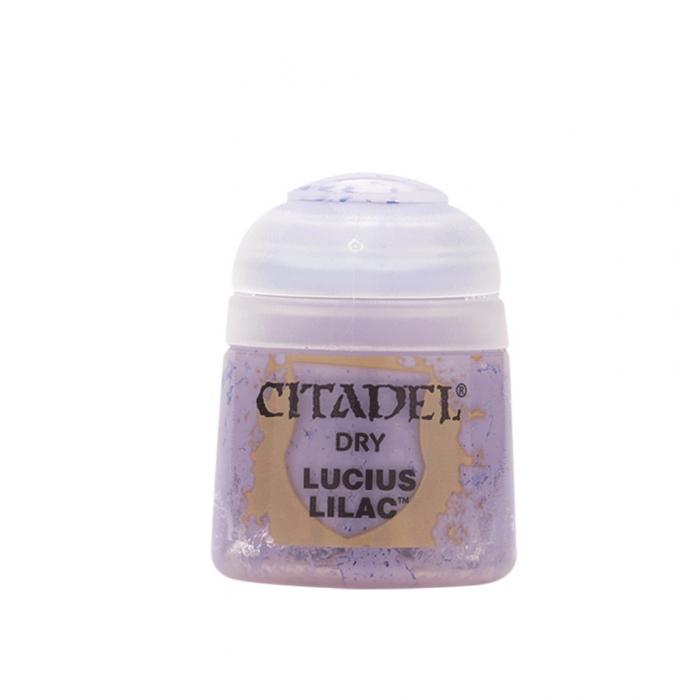 Dry: Lucius Lilac 0