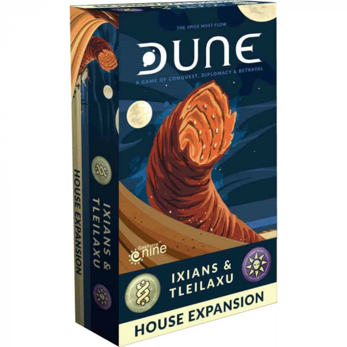 Dune: The Ixians and the Tleilaxu House Extensie 0