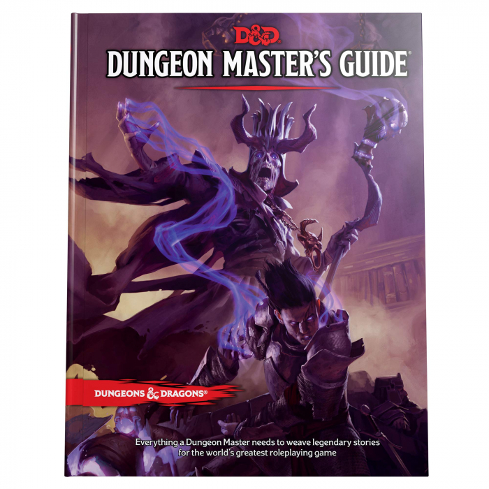 Dungeon Master's Guide - EN 0