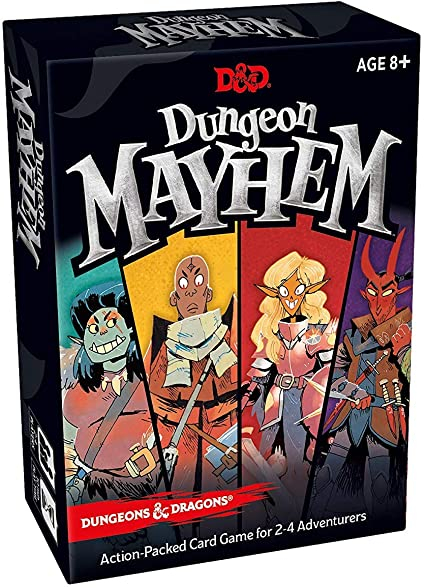 Dungeon Mayhem Family - Promo Pack 1