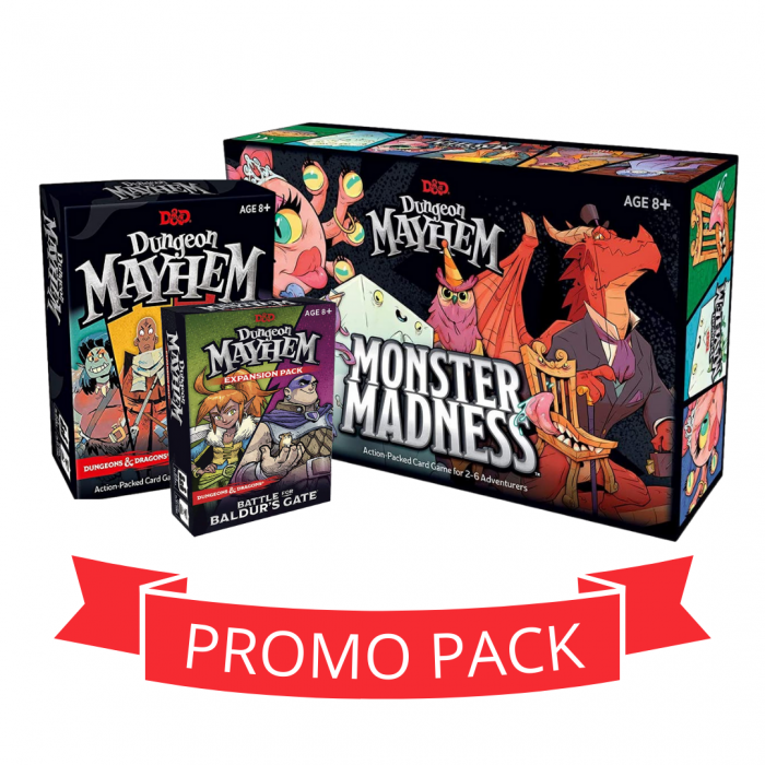 Dungeon Mayhem Family - Promo Pack 0