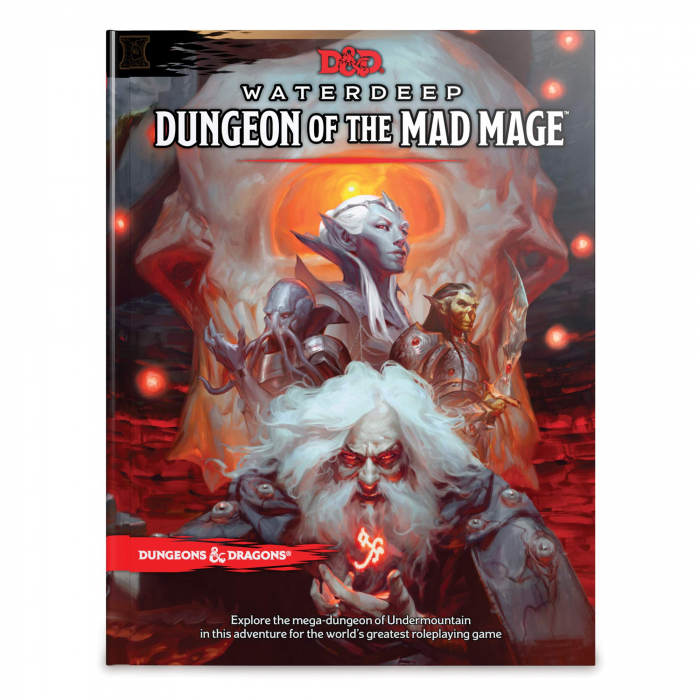 Dungeon Of The Mad Mage + Maps - Promo Pack 1