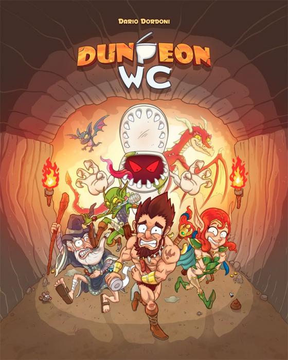 Dungeon WC - EN 0