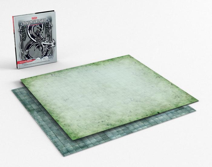 Dungeons & Dragons - Adventure Grid - EN [1]