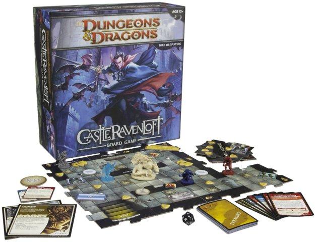 Dungeons & Dragons: Castle Ravenloft - EN 1