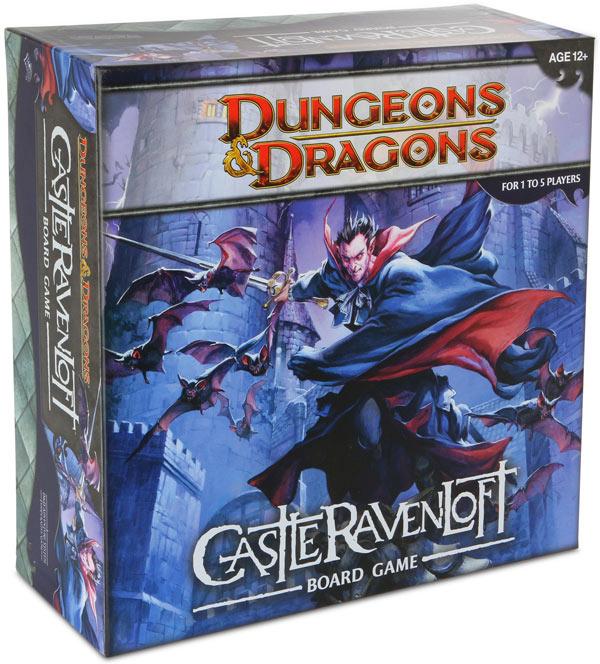 Dungeons & Dragons: Castle Ravenloft - EN 0
