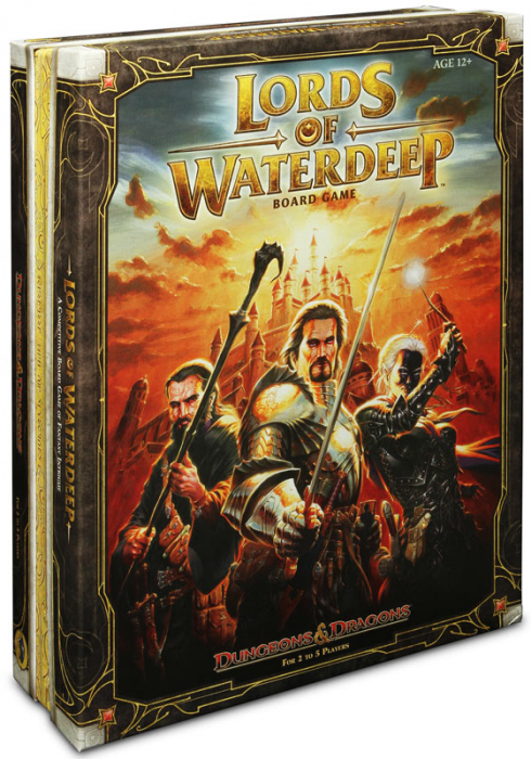 Dungeons & Dragons: Lords of Waterdeep 0