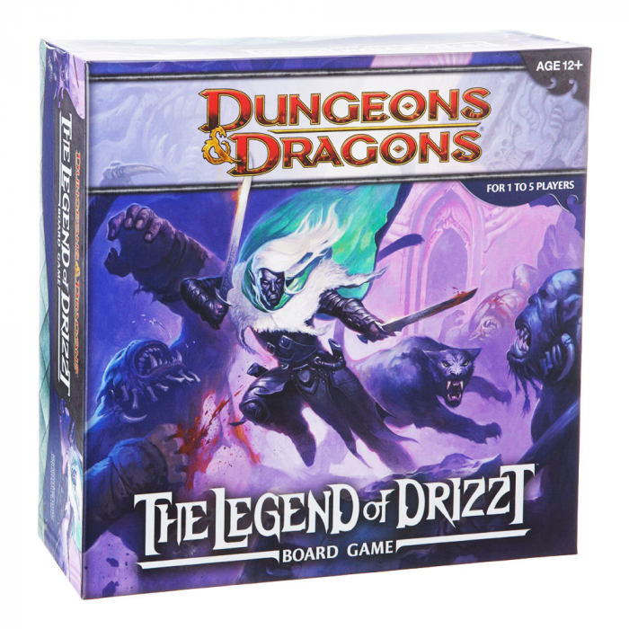 Dungeons & Dragons: The Legend of Drizzt - EN 0