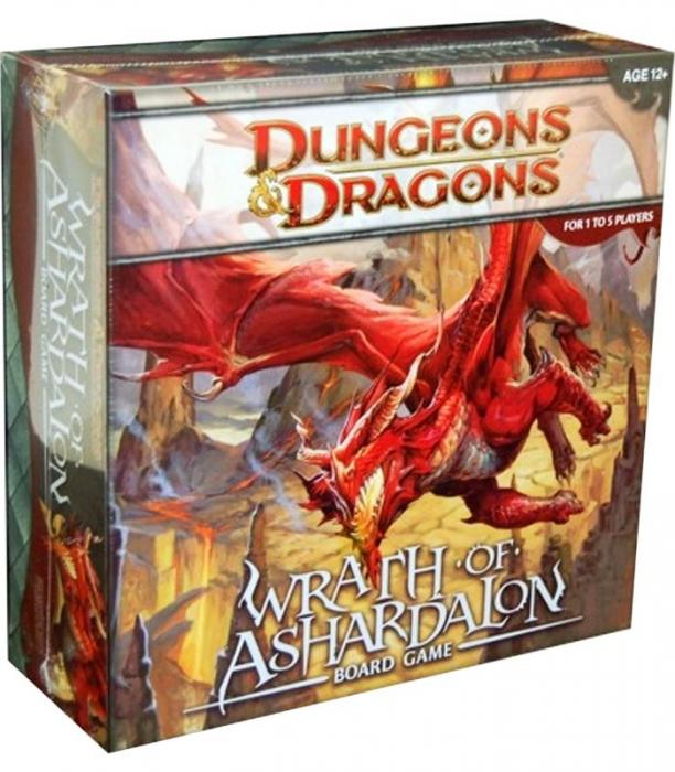 Dungeons & Dragons: Wrath of Ashardalon - EN 0