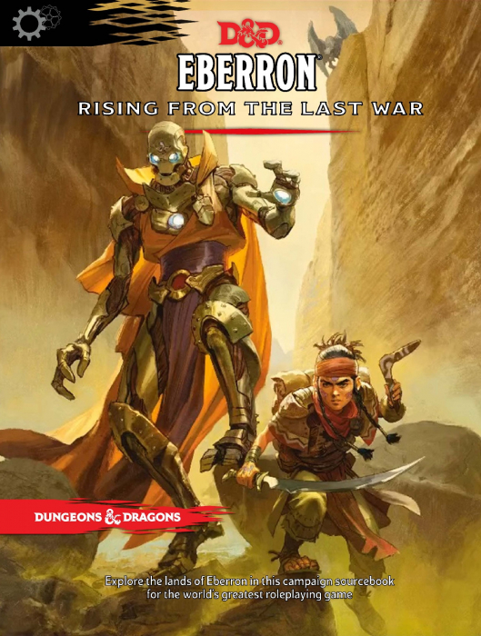 Eberron: Rising from the Last War Source Book 0