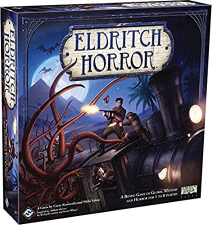 Eldritch Horror 0