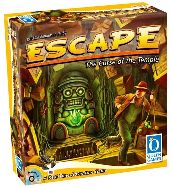 Escape: The Curse of the Temple - EN 0