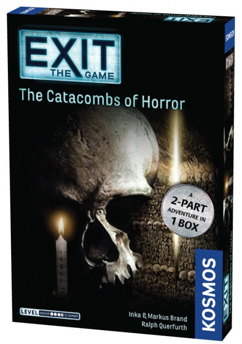 Exit: The Game – The Catacombs of Horror 0