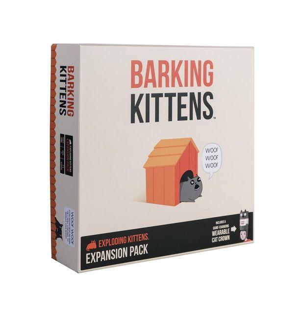 Exploding Kittens Family - Promo Pack 4