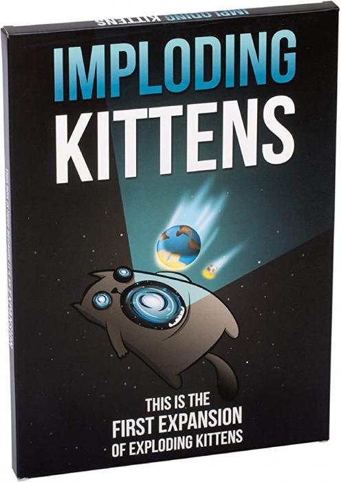 Exploding Kittens Family - Promo Pack 3