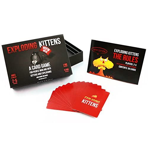 Exploding Kittens: NSFW Edition 1