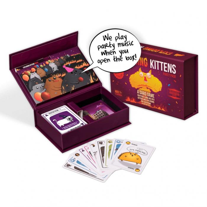 Exploding Kittens Party Pack 1
