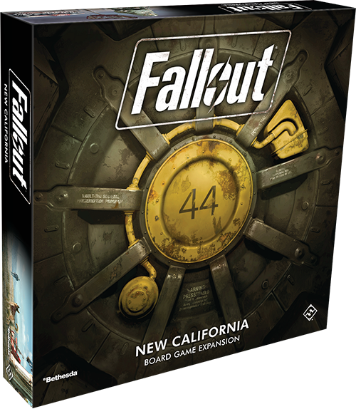 Fallout - New California (Extensie) 0